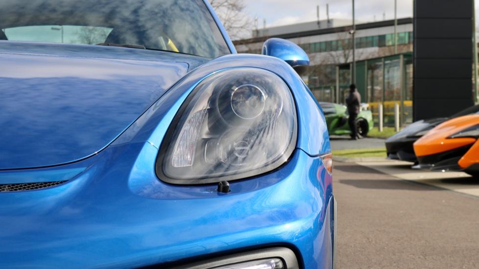 Porsche Cayman GT4 image 22