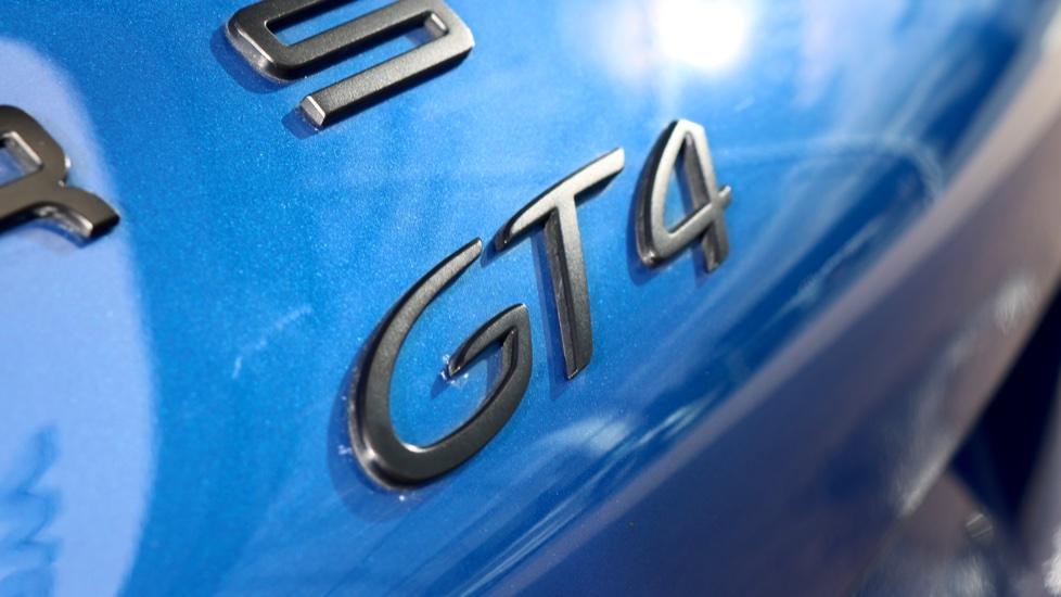 Porsche Cayman GT4 image 25