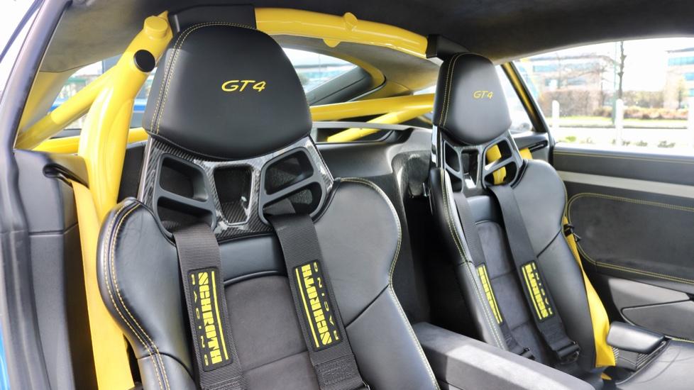 Porsche Cayman GT4 image 32
