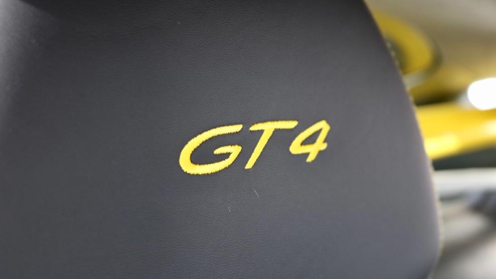 Porsche Cayman GT4 image 36