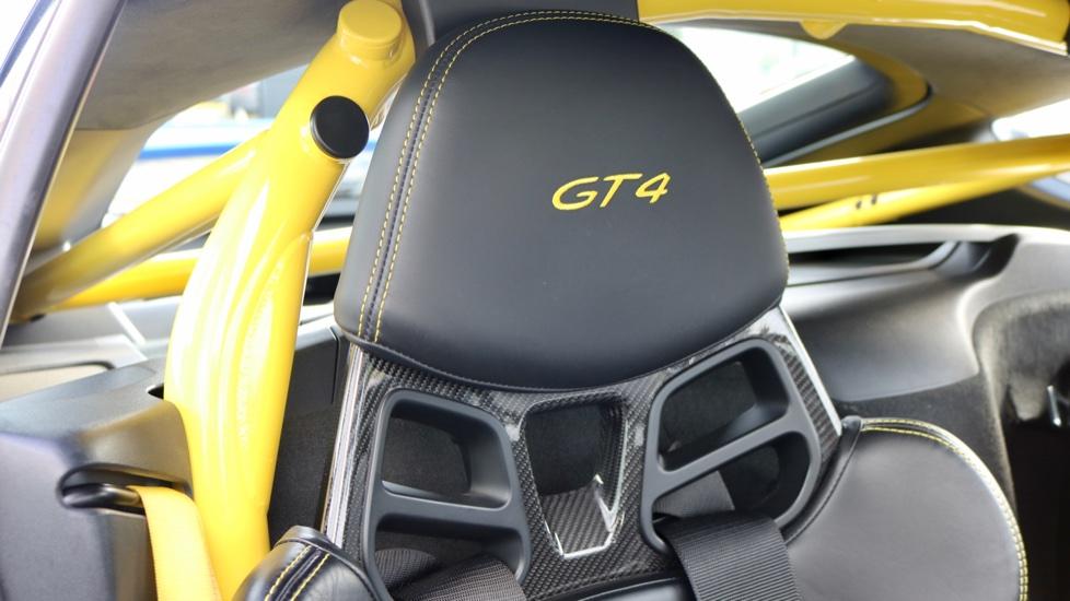 Porsche Cayman GT4 image 47
