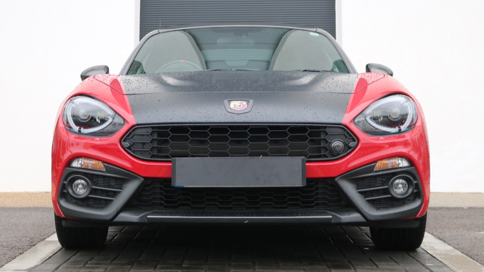 Abarth 124 Spider 1.4 T MultiAir 2dr Automatic Roadster (2018)