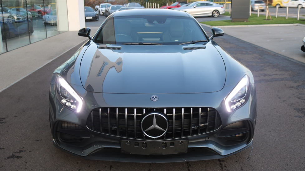 Mercedes-Benz AMG GT S Premium 4.0 Semi-Automatic 2 door Coupe (2018) image