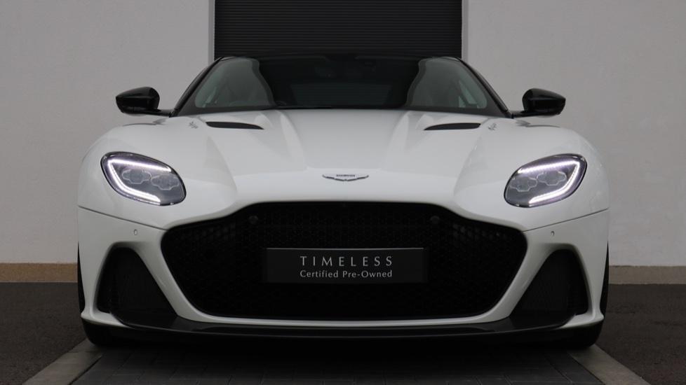 Aston Martin DBS V12 Superleggera 2dr Touchtronic 5.2 Automatic Coupe (2019)