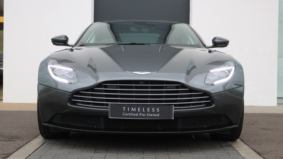 Aston Martin DB11 V12 Coupe 5200.0 Automatic 2 door (2017)