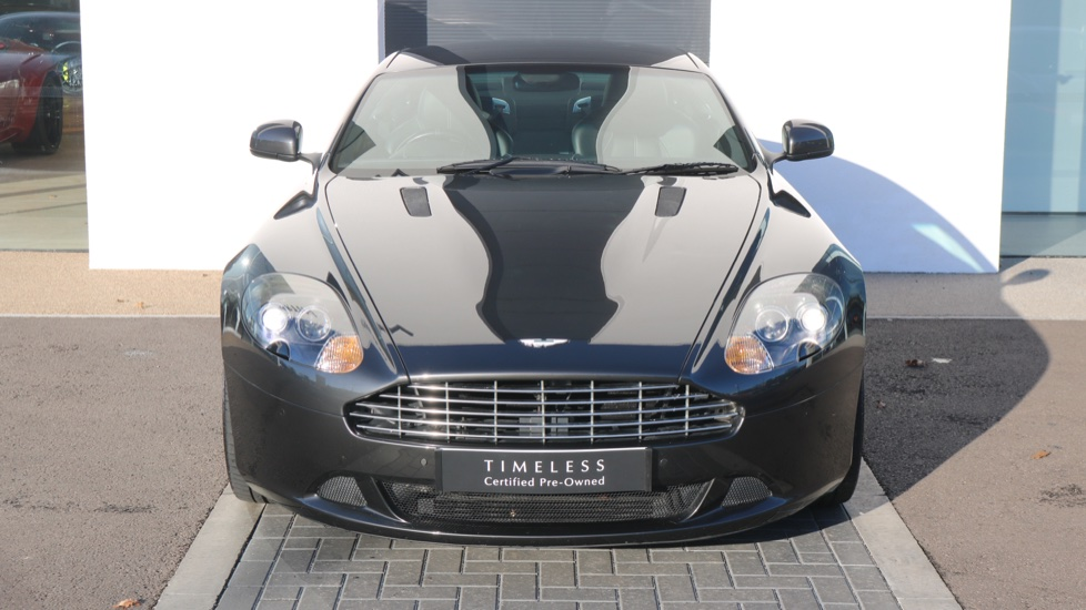 Aston Martin DB9 V12 2dr Touchtronic [470] 5.9 Automatic Coupe (2011) image