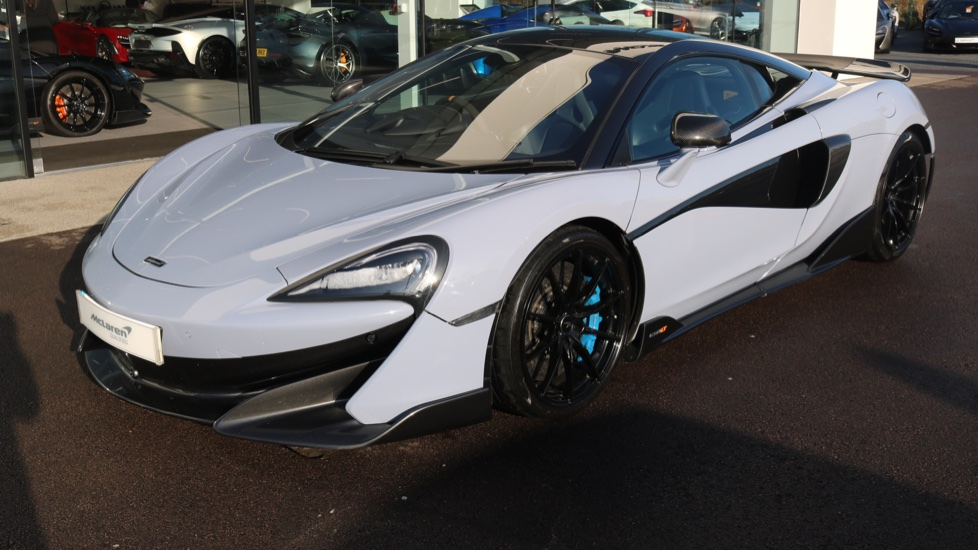 McLaren 600LT Coupe  3.8 Semi-Automatic 2 door (2019)