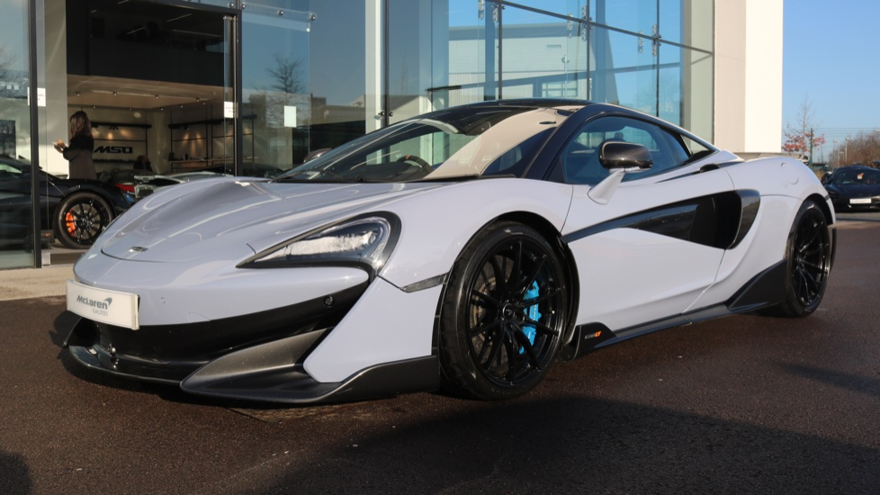 McLaren 600LT Coupe  image 5