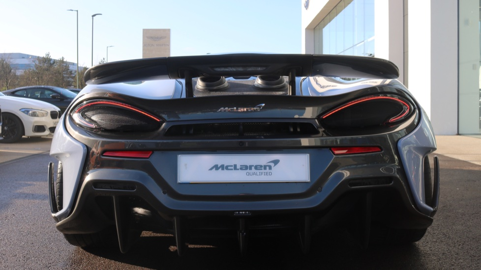 McLaren 600LT Coupe  image 11