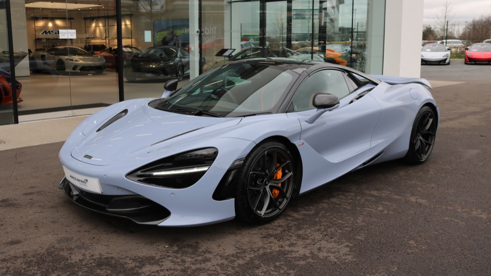 McLaren 720S Spider Performance 4.0 Semi-Automatic 2 door Convertible (2019) image