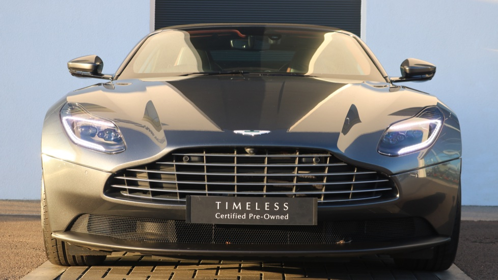 Aston Martin DB11 V8 Volante 2dr Touchtronic Free Servicing  4.0 Automatic Convertible