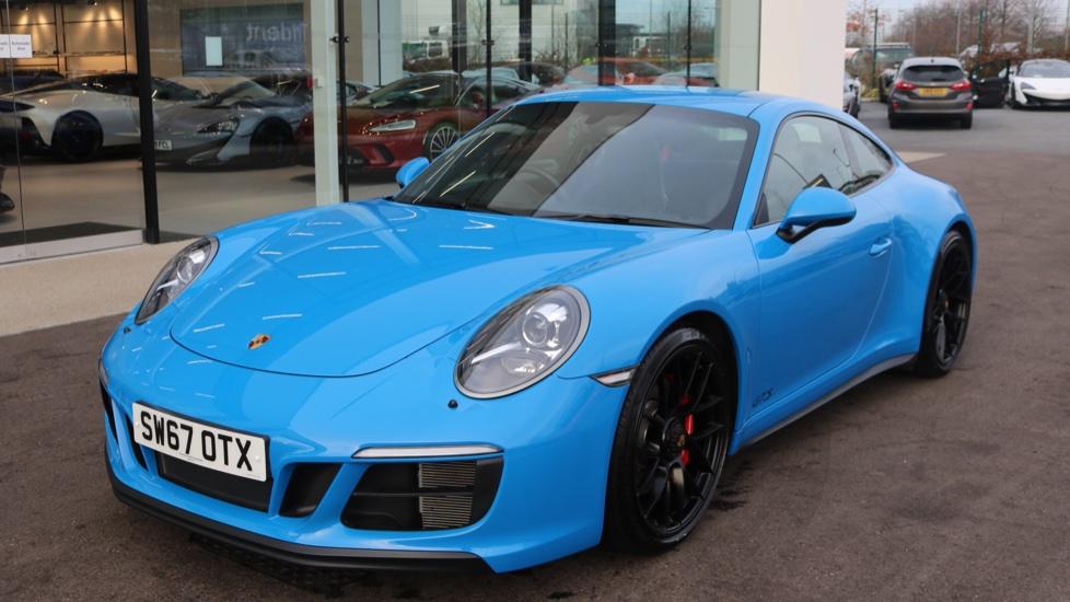 Porsche 911 Carrera GTS 3.0 Semi-Automatic 2 door Coupe (2017)