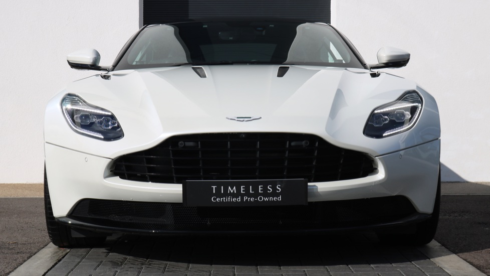 Aston Martin DB11 V12 Coupe  Automatic 2 door (2017)