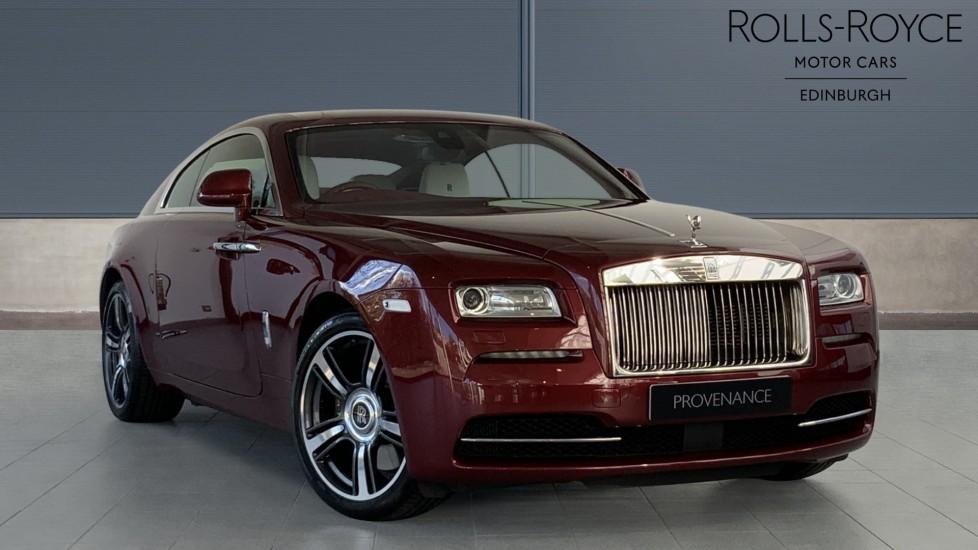 Rolls-Royce Wraith 2dr Auto 6.6 Automatic Coupe