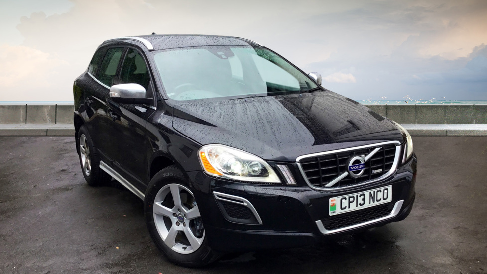 Volvo Xc60 R Design Lux Nav Power Driver Seat Power Operated
