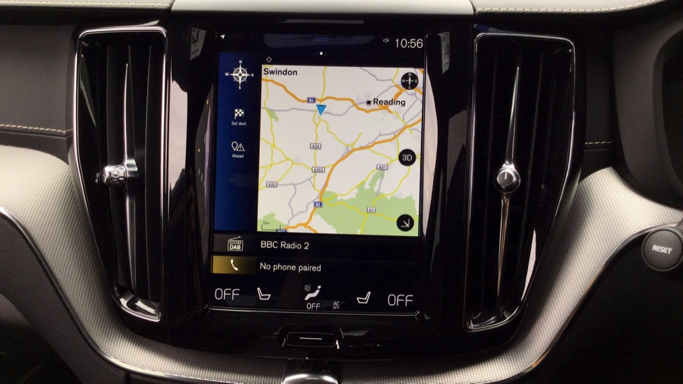 Volvo XC60 T5 AWD R-Design Pro Automatic - Used vehicle - Silver - 7,794  miles - | Waylands Volvo