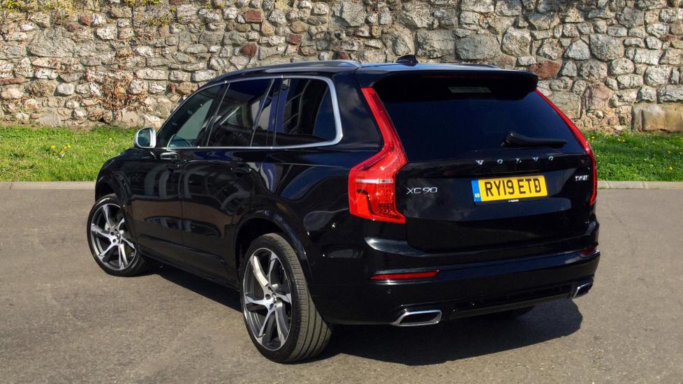 Volvo Xc90 Used Vehicle Black 3 500 Miles Waylands Volvo