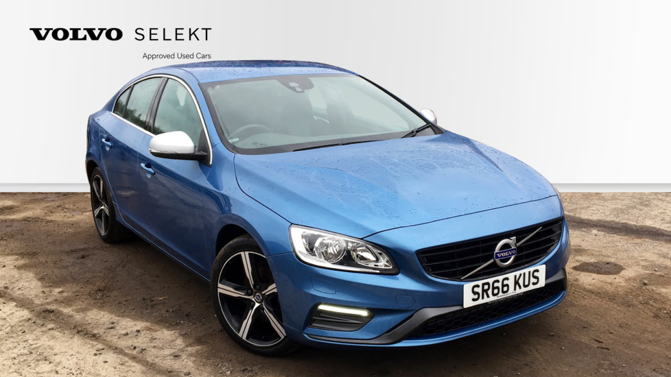 Used Volvo S60 >> Used Volvo S60 Cars For Sale On Volvo Selekt