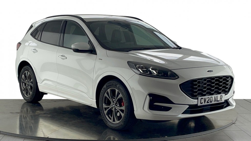 Ford Kuga 2.0 EcoBlue mHEV ST-Line 5dr, Euro 6.2 Emissions, Air Conditioning Diesel Estate (2020) image