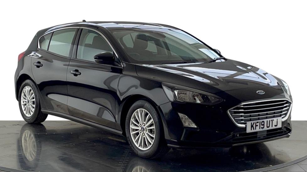 Ford Focus 1.0 EcoBoost 125 Titanium 5dr, Sat Nav, Euro 6, Hatchback (2019)