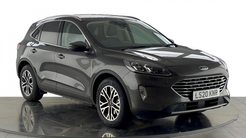 Ford Kuga 2.5 PHEV 225ps Titanium First Edition, Front and Rear Cameras, Satellite Navigation, Petrol/Electric Automatic 5 door Estate (2020) image