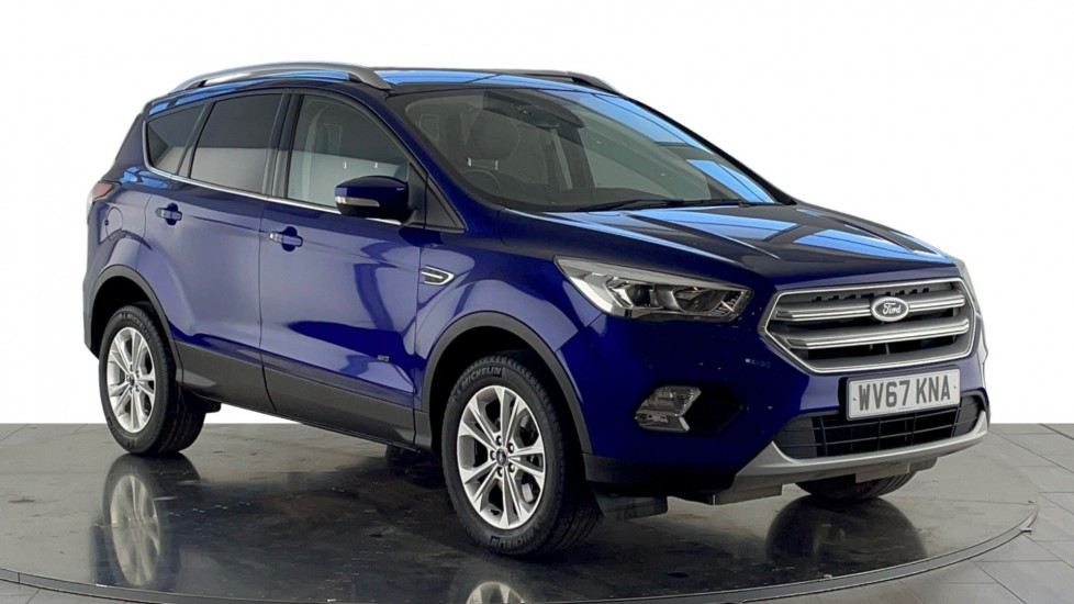 Ford Kuga 1.5 EcoBoost 182ps Titanium, All Wheel Drive, Euro 6 Rated Automatic 5 door Estate (2017)