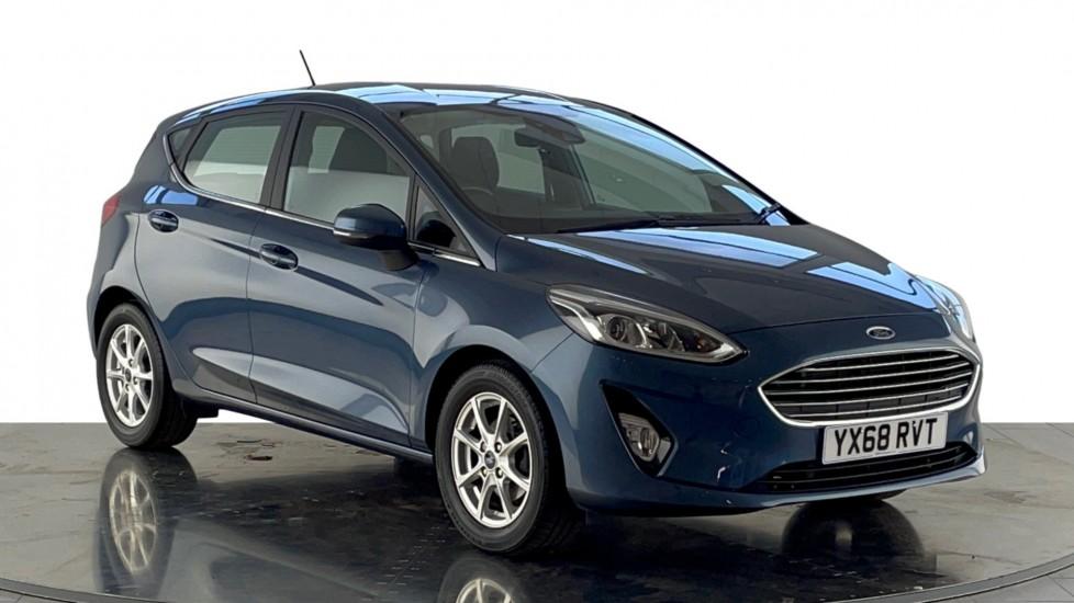 Ford Fiesta 1.0 EcoBoost Zetec 5dr, Bluetooth, DAB Radio, Hatchback (2018)