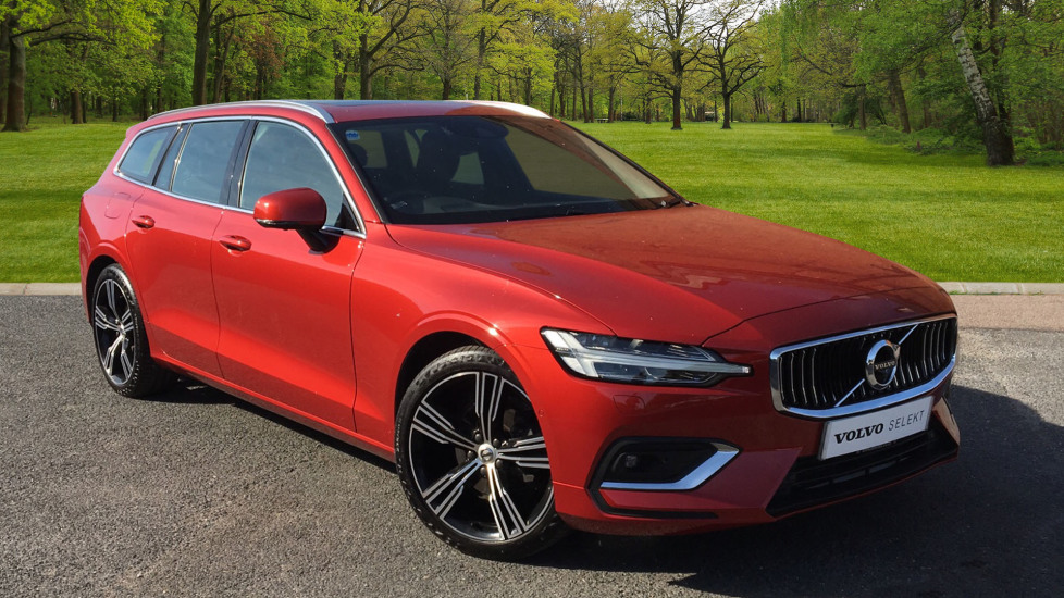 Used Volvo V60 Cars For Sale On Volvo Selekt