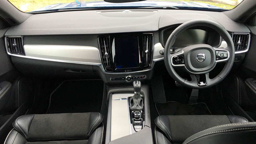 Volvo S90 D5 PowerPulse AWD R-Design Automatic with Privacy Glass