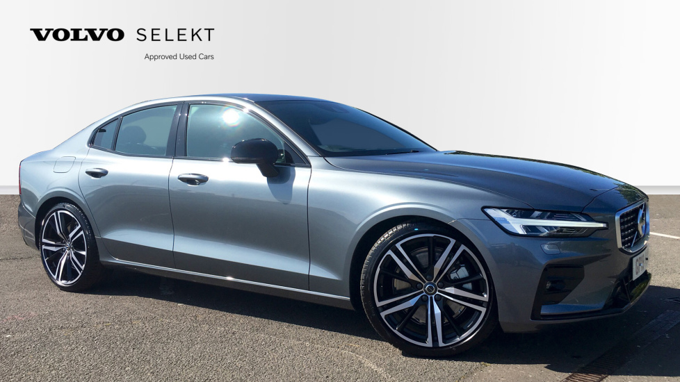 Volvo S60 Iii T5 R Design Edition Polestar Automatic With Optional 20 Alloy Wheels