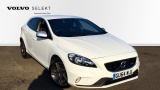 Volvo V40 D4 R-Design with Winter Pack, Privacy Glass and Cruise Control