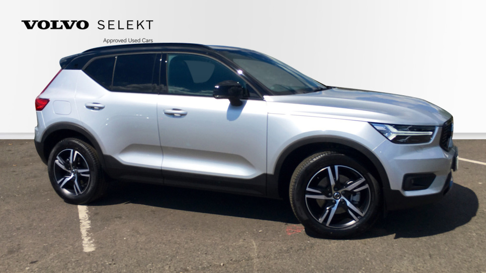 Volvo Xc40 D4 Awd R Design Auto With Winter Pack Delivery Mileage 35 775 New
