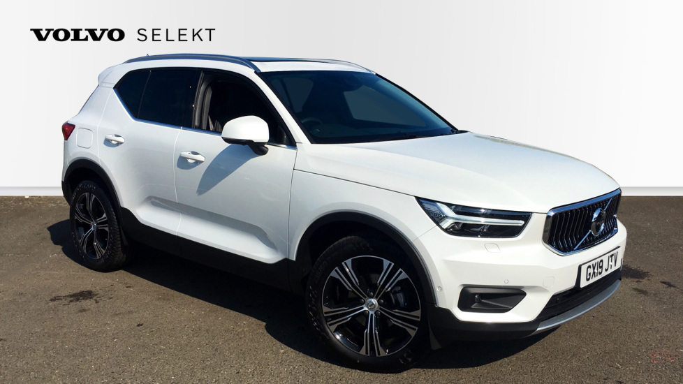 Volvo XC40 D3 Inscription Automatic with Xenium, Intellisafe Surround and  Winter Packs
