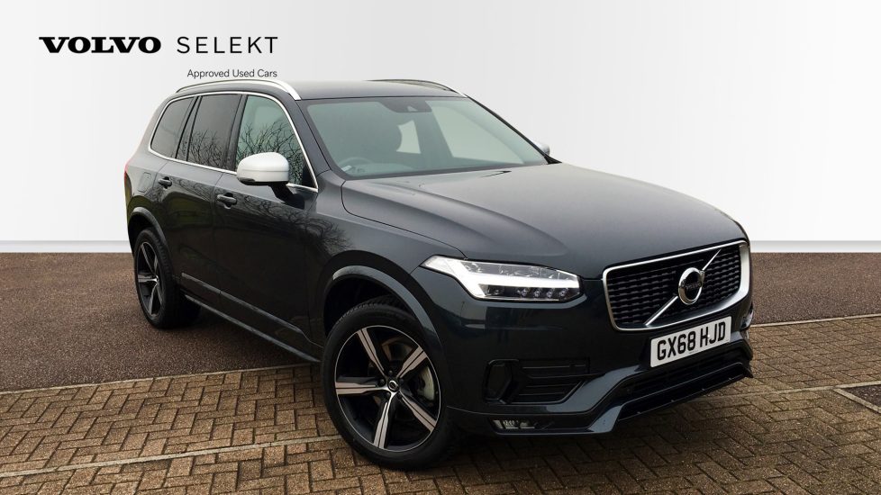 Volvo Xc90 Ii T6 Awd R Design Automatic With Intellisafe And Keyless Entry