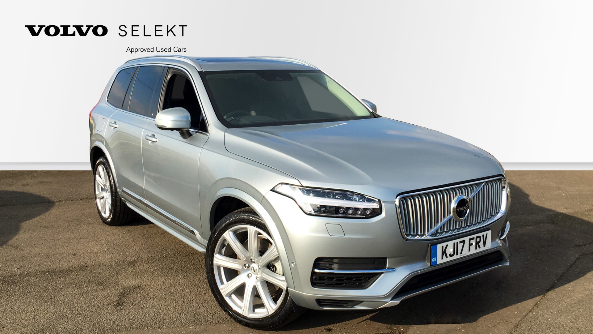 volvo xc90 ii t8 twin engine inscription auto hybrid with xenium family winter packs used. Black Bedroom Furniture Sets. Home Design Ideas