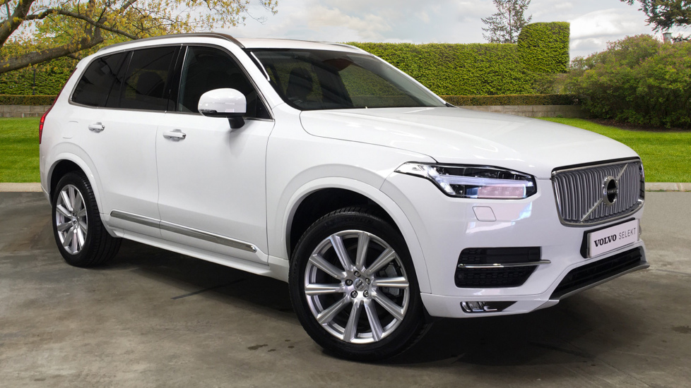 2018 18 Xc90 Ii D5 Pulse Awd Inscription Auto With Family And Winter Packs Blis