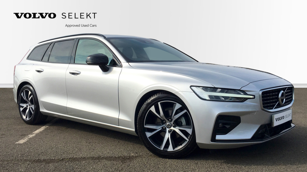 Volvo V60 Ii D4 R Design Automatic With Panoramic Sunroof Front Rear Park Assist