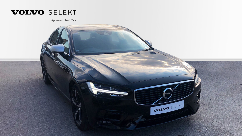 Volvo S90 D4 R Design Automatic Winter Pack 2019 Model