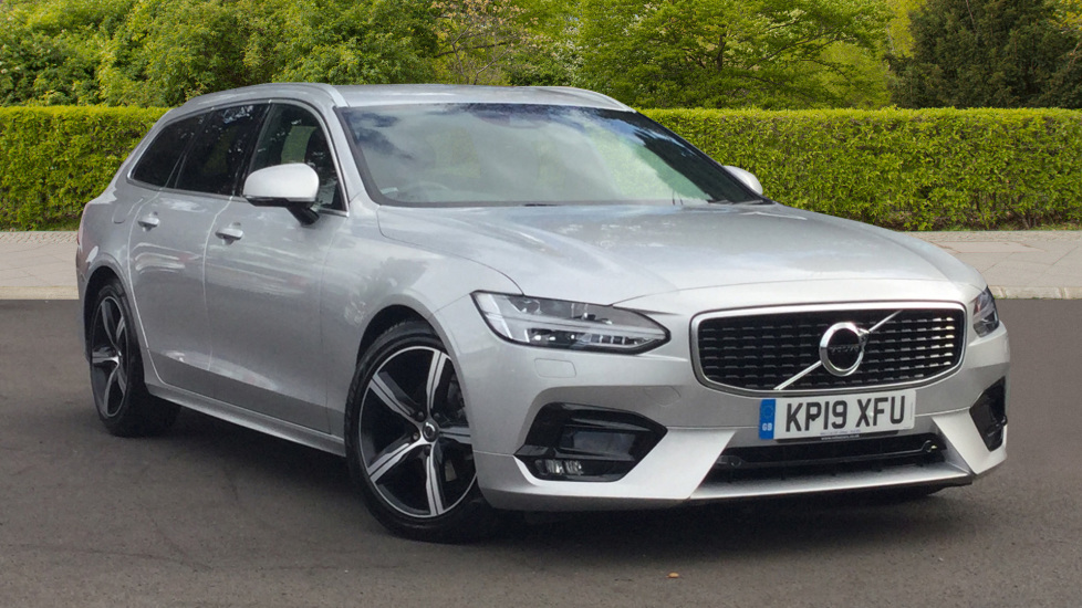 Volvo V90 D4 R Design Automatic Winter Keyless Tints Used