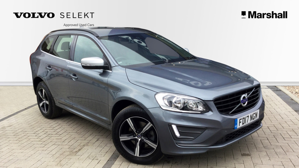 Volvo Xc60 T5 R Design Nav Automatic Keyless Rear Park