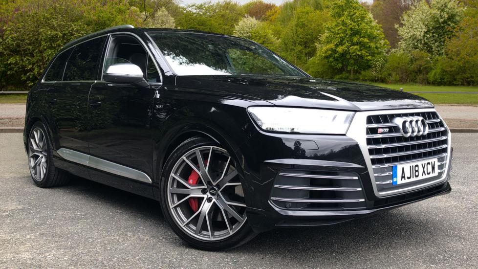 Audi Q7 SQ7 Quattro Tiptronic Auto, Virtual Cockpit, 4 Zone Climate, Wireless Charging, Rr.Camera 4.0 Diesel Automatic 5 door 4x4 (2018)
