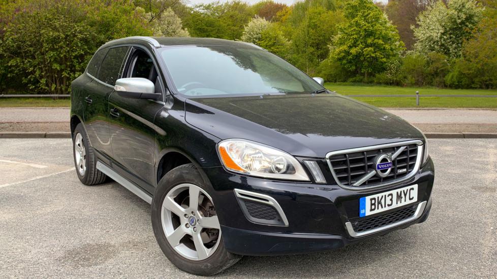 Volvo XC60 D4 R Design Auto W. High Performance Audio, Cruise Control, Front & Rear Park Assist 2.0 Diesel Automatic 5 door Estate (2013)