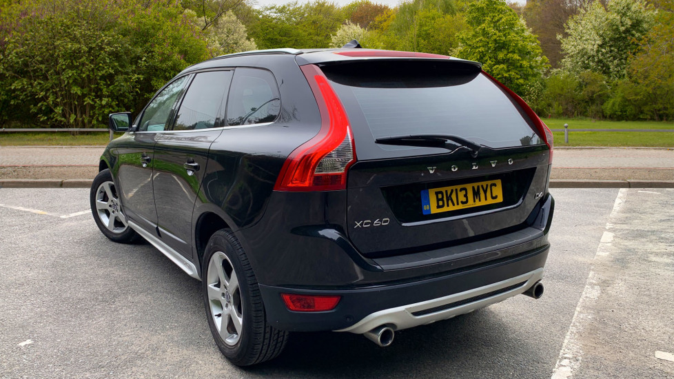 Volvo XC60 D4 R Design Auto W  High Performance Audio, Cruise Control,  Front & Rear Park Assist 2 0 Diesel Automatic 5 door Estate (2013) at Volvo