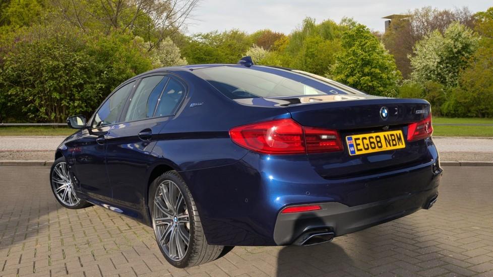 BMW 5 Series 530e M Sport Auto, Plug In Hybrid, Rear Camera, Heated Seats, Nav, 80Gb Hard Drive, DAB Radio image 4