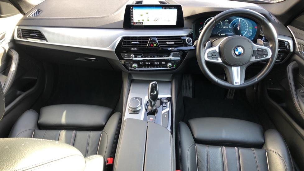 BMW 5 Series 530e M Sport Auto, Plug In Hybrid, Rear Camera, Heated Seats, Nav, 80Gb Hard Drive, DAB Radio image 7