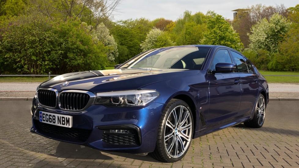 BMW 5 Series 530e M Sport Auto, Plug In Hybrid, Rear Camera, Heated Seats, Nav, 80Gb Hard Drive, DAB Radio image 3