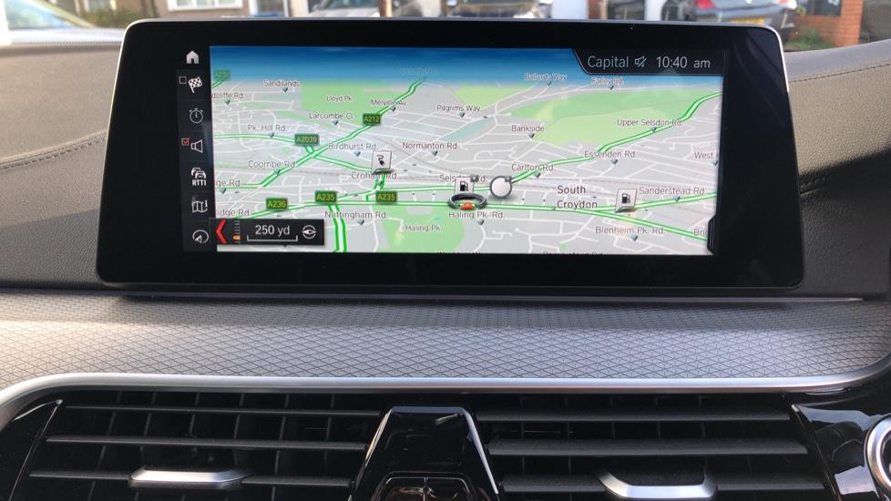 BMW 5 Series 530e M Sport Auto, Plug In Hybrid, Rear Camera, Heated Seats, Nav, 80Gb Hard Drive, DAB Radio image 5