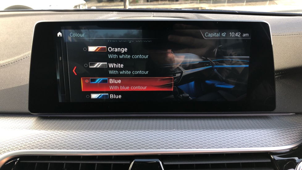 BMW 5 Series 530e M Sport Auto, Plug In Hybrid, Rear Camera, Heated Seats, Nav, 80Gb Hard Drive, DAB Radio image 28