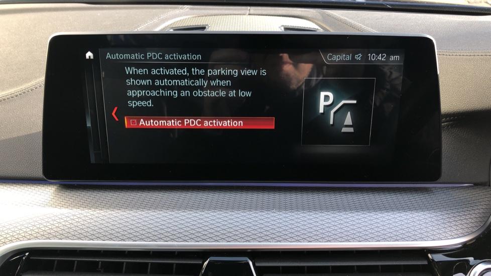 BMW 5 Series 530e M Sport Auto, Plug In Hybrid, Rear Camera, Heated Seats, Nav, 80Gb Hard Drive, DAB Radio image 29
