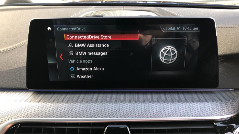 BMW 5 Series 530e M Sport Auto, Plug In Hybrid, Rear Camera, Heated Seats, Nav, 80Gb Hard Drive, DAB Radio image 30
